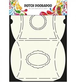 Dutch Doobadoo - Card Art Pillowbox