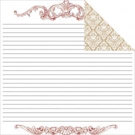 Teresa Collins - Hello My Name Is - Journal