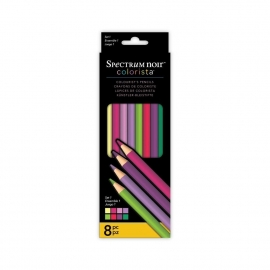 Spectrum Noir Colorista Potloden 8 stuks - Set 1