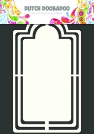 Dutch Doobadoo - Dutch Shape - Art Frames Label A5