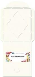 Dutch Doobadoo - Dutch Envelop Art Vierkant met ruit 130x287mm
