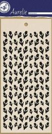 Aurelie - Tulips - Masking Stencil