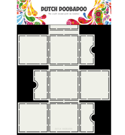 Dutch Doobadoo - Dutch Box Art Mini pocket page