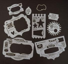 Hot Off The Press - Design Tool Kit 8