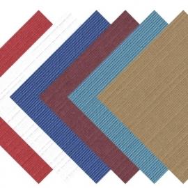 Amy Design Maps - Linnenkarton - A5 (14,8 x 21 cm)