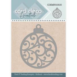 Card Deco Essentials - Mini Dies - Christmas Bauble