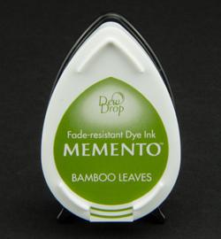 Tsukineko Memento Dew Drops inktkussen - Bamboo Leaves