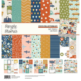 Simple Stories  - Safe Travels Collection Kit (14800)