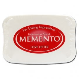 Memento Inkt Love Letters