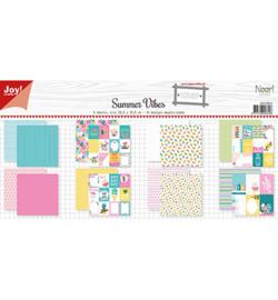 Joy!crafts - Scrap Design Paper- Noor - Summer Vibes