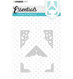 Studio Lght - Cutting and Embossing Die, Essentials nr.145