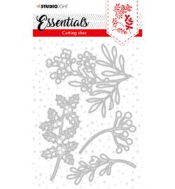 Studio Light -  Cutting Die Christmas Twigs Essentials nr.62