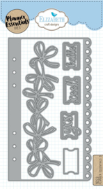 Elizabeth Craft Designs - Planner Essentials Dies 9