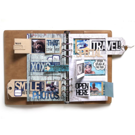 Elizabeth Craft Designs - Planner Essentials 31 - Slider Pockets
