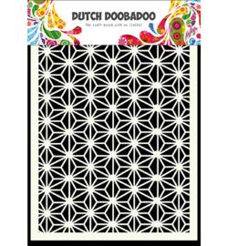 Dutch Doobadoo Dutch Mask Art stencil - Mask Art Stars