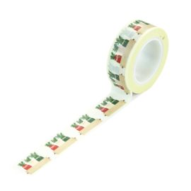 Echo Park - Washi Tape Holiday Jars