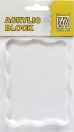 Nellie Snellen - Clear Block ca. 7 x 9 cm