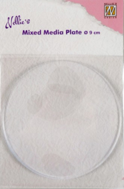 Nellies Choice -Gelplate Rond - 9cm