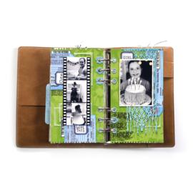 Elizabeth Craft Designs - Sidekick - Essentials 9 (1831) - Macrame & Page