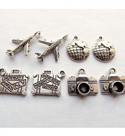 Marianne Design Charms-Travel