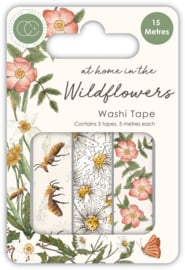 Craft Consortium - At Home in the Wildflowers - Washi Tape