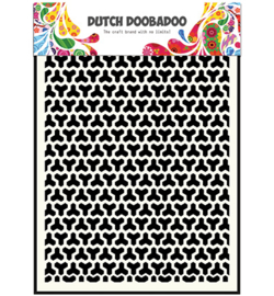Dutch Doobadoo Dutch Mask Art stencil - Mask Art Geomatric Blocks
