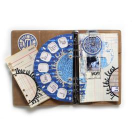 Elizabeth Craft Designs - Planner Essentials 33 - Viewmaster text Circles