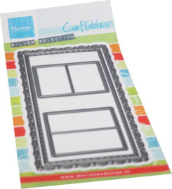 Marianne Design - Craftable - Slimline mini ramen CR1563