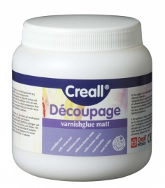 Creall  Découpage - Vernislijm mat 250 ML
