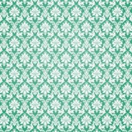 Teresa Collins - Spring Fling - Green Brocade