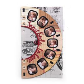 Elizabeth Craft Designs - Planner Essentials 32 - Viewmaster