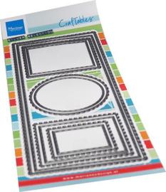 Marianne Design - Craftable - Slim line Frames