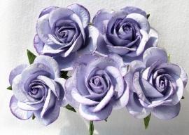 Trellis Roses - Lilac