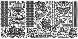 Hot Off The Press - Echantend Moment Stickers