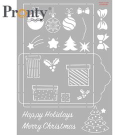 Pronty - Gift Envelope Christmas A4
