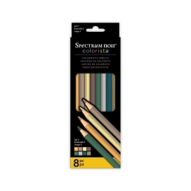 Spectrum Noir Colorista Potloden 8 stuks - Set 5