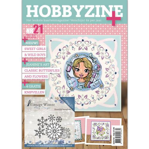 Hobbyzine Plus 21 incl. gratis Mal