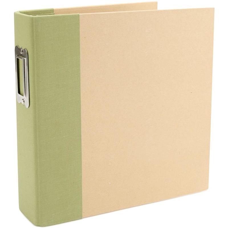 Sn@p! Binder 6 x 8 inch Green
