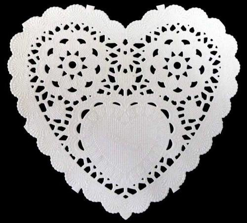 Nellie Snellen - Paper Frames - Heart