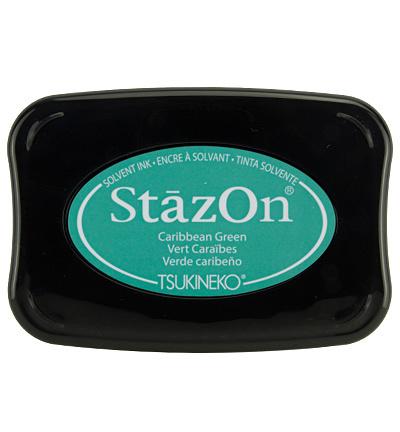 StazOn Carribean Green