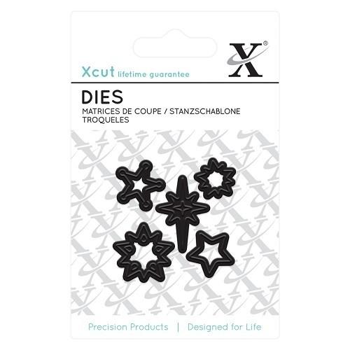Xcut - Mini Die (5pcs) - Mini Stars