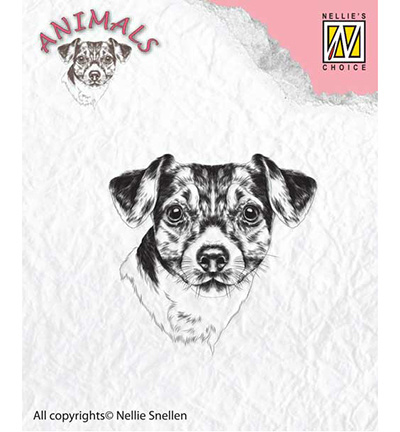 Nellie's Choice - Clear stamps - Animals - Dog