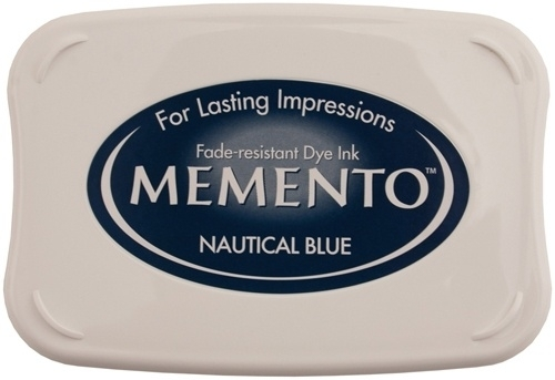 Memento Inkt Nautical Blue