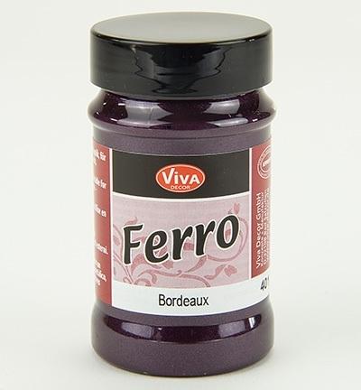 Viva Decor - Ferro 90ml - Ferro Bordeaux (401)