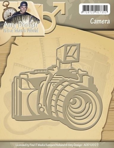 Amy Design -Die - It's a Man's World - Camera