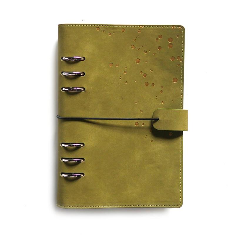 Elizabeth Craft Designs - Planner - Olive
