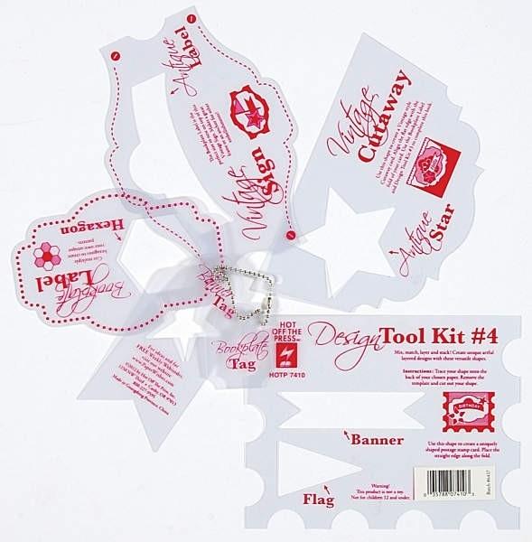 Hot Off The Press - Design Tool Kit 4