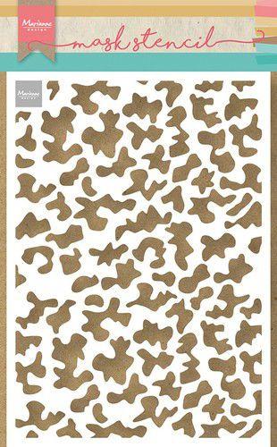 Marianne Design -  Craft Stencil - Camouflage PS8090 150x210mm