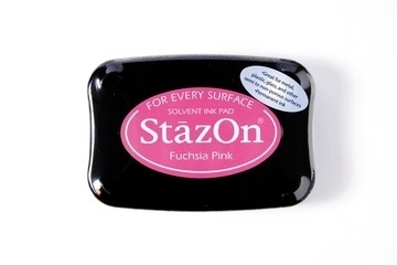 StazOn Fuchsia Pink