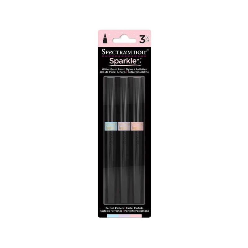 Spectrum Noir Sparkle 3pk - Perfecte Pastels